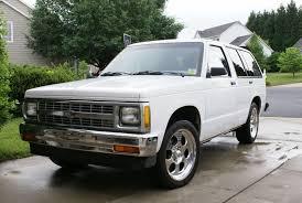 1992 Chevrolet Blazer - Information and photos - ZombieDrive