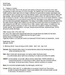 Soap Note Template - 10+ Free Word, Pdf Documents Download | Free ...