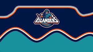 NY Islanders Fisherman Background ...
