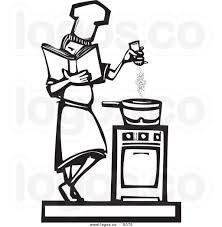 dinner table clipart black and white. clip art black and white kitchen dinner table clipart n