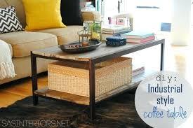 diy industrial coffee table medium size of modern industrial coffee table modern industrial coffee tables home diy industrial coffee table