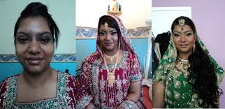 asian bridal make up artist in london