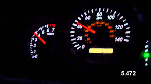 2001 Toyota Highlander 0-60 MPH speed - YouTube
