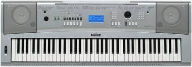 yamaha electric keyboard. yamaha dgx230 76-key portable keyboard electric .