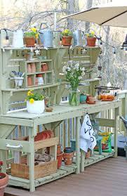 Potting Bench Plans Best 10 Potting Benches Ideas On Pinterest Potting Station