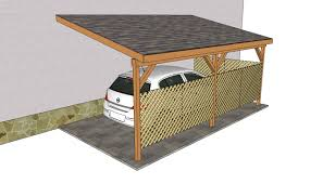 The 25 Best Attached Carport Ideas Ideas On Pinterest  Carport Attached Carport Designs