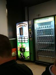 Ben And Jerry's Vending Machine Awesome Anna Mairead On Twitter ? GatwickAirport Has Ben And Jerry's