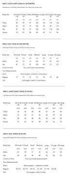 Arcteryx Mens Jackets Size Chart Rock Run
