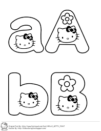 Learning Abc With Hello Kitty Learn