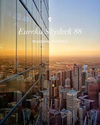 eureka skydeck best place for panoramic melbourne skyline