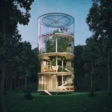 Tree House Architecture Treehouse Architecture Dezeen