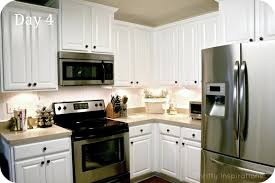 Cabinet Refacing Kit Kitchen Cabinet Paint Kit Rustoleum Cabinet Pure White Hardwood