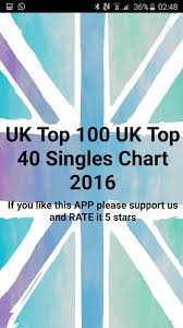 Uk Top 40 Songs 2017 Music 4 4 Apk Download Android Music