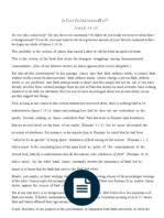 essay on righteousness by faith justification theology faith en 198210 06
