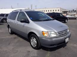 used 2001 toyota sienna in garden grove california u save auto auction garden
