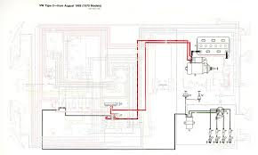 com type wiring diagrams ignition and starter wiring highlight