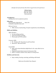 Formal Resume Template Classy Formal Resume Format Mla Template Adisagt Mla Resume Template Best