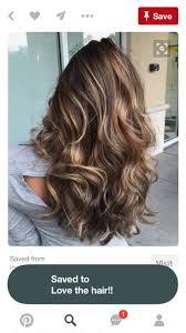 Hair Colour Ideas With Charming Medium Length Hair Highlights