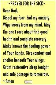 Prayer For The Sick Quotes Magnificent Inspirational Quotes For The Sick And Dying Best 48 Prayers For