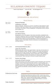 Regional Manager Resume Awesome Gallery Of Directeur R Gional Exemple De Cv Base De Donn Es Des Cv