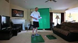 interesting simulator with best home golf simulator