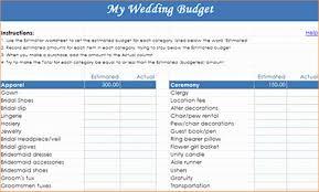 free wedding budget worksheet wedding budget worksheet template planner example of spreadsheet