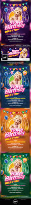 best images about flyer restaurant business kids birthday flyer