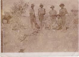 Photograph - Digital image, Charles Marshall et al, Graves of 3 soldiers,  3rd Australian Machine Gun Squadron, A Troop 1, 31/10/1917