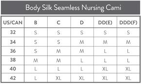 Bravado Body Silk Nursing Cami Tank