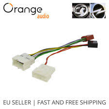 car audio video wire harnesses for opel wiring harness adapter for opel vauxhall movano 2012 iso connector stereo plug