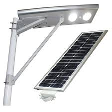 30w new high quality solar led street lights lithum battery and intelligent controller in one box