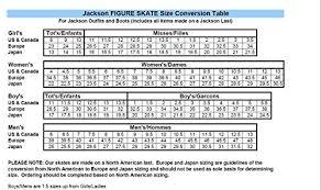 Jackson Ultima Mystique Js1593 Figure Ice Skates Men Boys Width M Size Kids 2 5