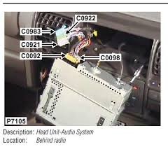 range rover harman kardon wiring diagram range lander 1 stereo upgrade landyzone land rover forum on range rover harman kardon wiring diagram