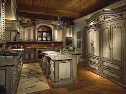 Old World Kitchen Design Painting Laminate Kitchen Cabinets Before And After Marryhouse