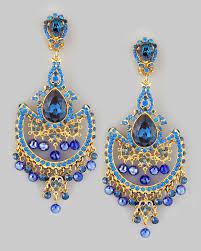 chandelier clip earrings topearrings lighting ideas