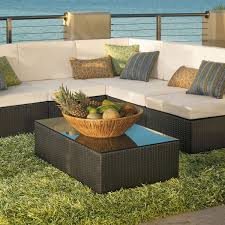 artificial grass carpet for indoor outdoor carpet with wicker outdoor furniture and decorative pillows also outdoor seat cushions with porch railings and