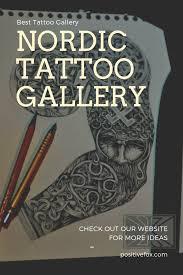Viking Tattoos Ideas Scandinavian Tattoos Ideas For Men And Women