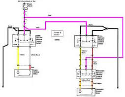 5 pin power window switch wiring diagram images 5 wire window switch diagram how to wire power windows to