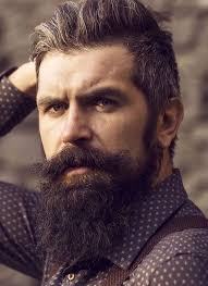 Coiffure Homme Viking