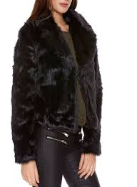 fur trimmed coats if you want a casual look with just a little extra warmth