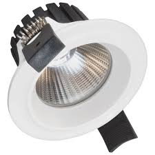 Astra Lighting Limited 9516 Astra Round Recessed Dimmable Downlight 8w 3000k