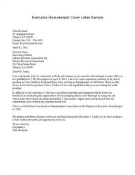 housekeeping manager cover letter samplehousekeeper cover letter examples
