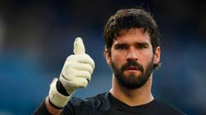 'I always work to <b>be the best</b>!' - Alisson on his drive to 'achieve great ...