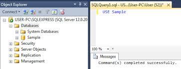 sql sample ms sql database a table sql sample screenshot 2