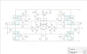 aleph x 100w amplifier construction notes Infrared Sensor Aleph Wiring Diagram Infrared Sensor Aleph Wiring Diagram #69