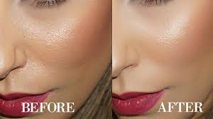 how to control oily skin with makeup