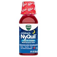 Vicks Childrens Nyquil Cold Cough Medicine Vicks