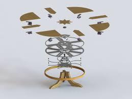 fletcher capstan table plans