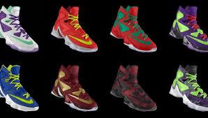 lebron shoes batman. fun with nikeid: 20 nike lebron 13 designs lebron shoes batman
