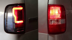 2008 F150 Brake Light Bulb Spyder Auto Installation 2004 2008 Ford F 150 Styleside Led Tail Lights